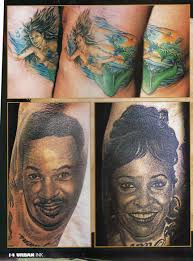 urban ink october 2011 chris garcia 4 club tattoo
