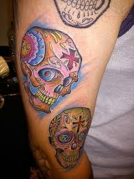 85 scary skull designs to ink designs and