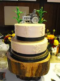 tractor wedding cake topper 50 fresh country wedding cake topper images wedding concept