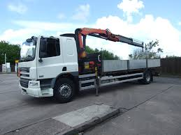 2236 daf 65 250 palfinger pk 16001 crane cromwell trucks