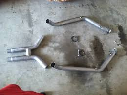 lethal mustang lethal performance h pipe install mustang evolution