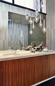 fabulous bathroom vanity with marble grey wall decor and appealing