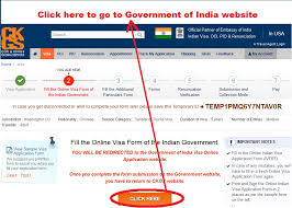 visa application how to apply