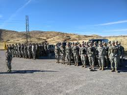 My Map Byu Byu Rotc Army Cadets Undergo Hands On Training The Daily Universe