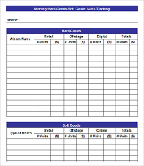 excel sales template 8 free excel documents download free
