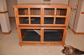 Stackable Rabbit Hutches Hand Crafted Rabbit Hutch By O U0027donnell Woodcraft Custommade Com