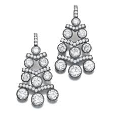 girandole earrings a modern twist on antique earring design jewels du jour