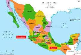 Oaxaca Mexico Map Capella Ixtapa Hotel Receives Travel U0026 Leisure U0027s World U0027s Best