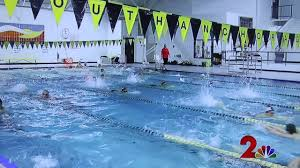 Anchorage Swimming Pools South High Swim Dive Team On Ktuu 10 27 14
