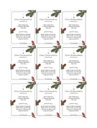 cocktail recipes book cocktail recipe tags for holiday hostess gifts the blog at terrain