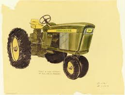 the liveried tractor u2013 restless device