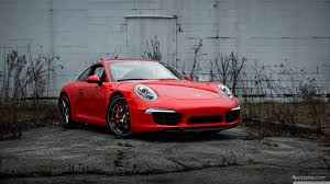 porsche carrera wheels red 2013 porsche 911 991 carrera s with black wheels brought to