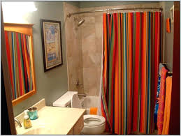White Cotton Duck Shower Curtain Burnt Orange Shower Curtain U2013 Discountant Net