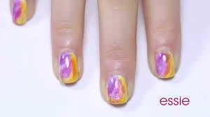 essie sweptaway abstract nail art tutorial ulta beauty youtube