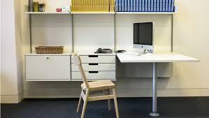 Schreibtisch Mit Schubladen Regale Und Möbel Für U0027s Büro Galerie Regalsystem 606 Vitsœ