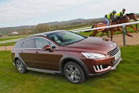 peugeot cars australia peugeot 508 rxh 2012 2017 driving u0026 performance parkers