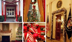 White House Christmas Tour  2017
