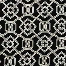 black white upholstery fabric black white trellis curtains