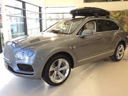 bentley bentayga 2016 dream car spotter bentley bentayga 2016