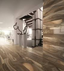 dramatic porcelain floor tile with marble effect by gardenia orchidea