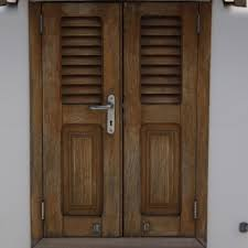 Louver Interior Door Half Louvered Interior Doors Are Made Of Wood Interior
