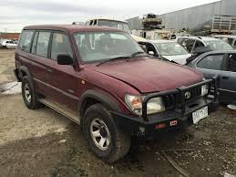 toyota prado rzj95 2 7 3rz 5 speed manual gearbox 1996 2003