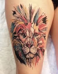 design ideas tattoos the 112 best watercolor tattoos for men improb