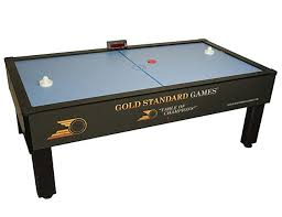 gold standard games pro elite air hockey game room guys