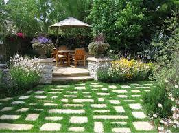 small landscape garden ideas