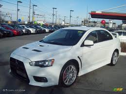 mitsubishi evo white car picker white mitsubishi lancer evolution