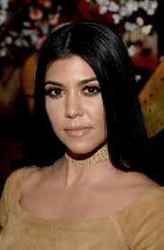 kourtney kardashian u0027s hair stylist reveals a hair secret u0026 it u0027s