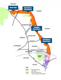 Leeds England Map by East Leeds Orbital Road Plans Come To Light Insider Media Ltd