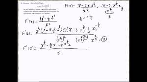 cálculo1 livro james stewart seção 3 2 exercício 2 youtube