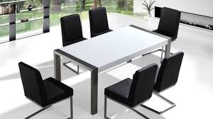 90 Dining Table Beliani Dining Table Stainless Steel High Gloss Top White