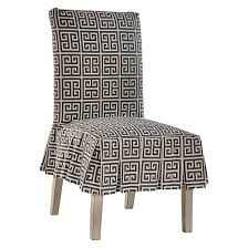 Zebra Dining Chair Covers Dining Chair Slipcovers Slipcovers U0026 Futon Covers Target