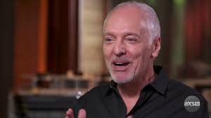 take a first look at peter frampton discussing the talk box on