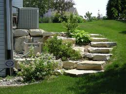 Backyard Hill Landscaping Ideas Design Of Landscape Ideas For Steep Backyard Hill Awesome Steep