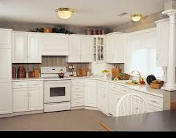 White Kitchen Furniture Schrock Custom Kitchen Cabinets