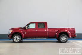 2015 ford f 450 platinum first look diesel power magazine