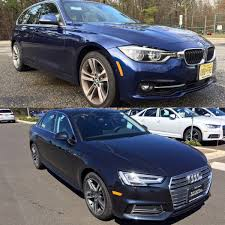 2009 audi a4 vs bmw 3 series driving comparison 2016 bmw 328i vs 2016 audi a4