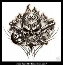 8 ball tattoos and designs page 78
