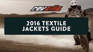 buy motorcycle jackets 2016 textile motorcycle jackets buying guide at revzilla com youtube