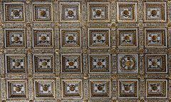 What Is A Coffered Ceiling by Coffer Wikipedia