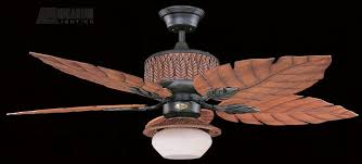 Indoor Tropical Ceiling Fans With Lights Concord Fans 52feb5ri Fernleaf 52quot Tropical Indoor