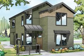 collection contemporary narrow lot house plans photos best