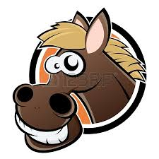 cute horse head clip art clipart panda free clipart images