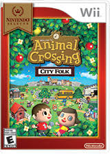 animal crossing city folk for wii nintendo details