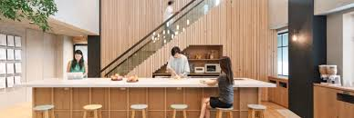 airbnb launches nature filled tokyo office that feels like a airbnb launches nature filled tokyo office that feels like a beautiful cozy home inhabitat green design innovation architecture green building