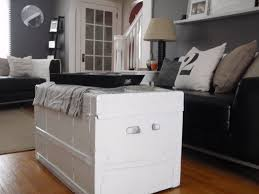 White Painted Coffee Table by Living Room Wonderful Trunk Coffee Table Living Room Furniture