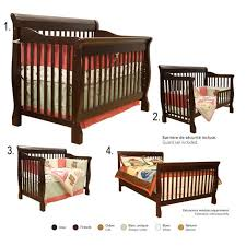 Convertible Cribs Canada Benjamin Furniture Tammy 3 In 1 Convertible Crib White Java